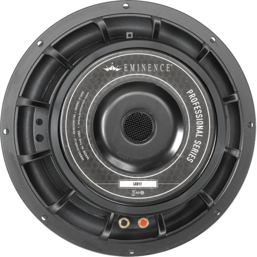 "Speaker - Eminence® Pro, 12"", LAB 12, 400 watts image 1"