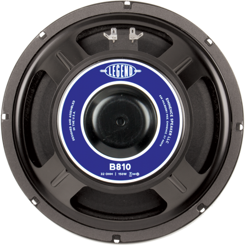 "Speaker - Eminence® Bass, 10"", Legend B810, 150 watts image 1"