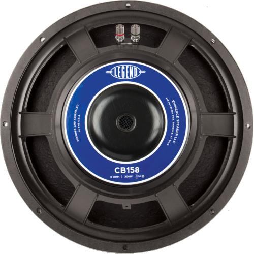 "Speaker - Eminence® Bass, 15"", Legend CB158, 300 watts image 1"