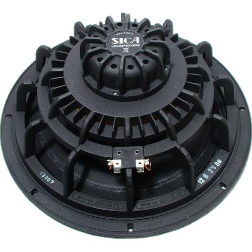 """Speaker - 12"""" Sica Bass, Ceramic, 250W, 8 Ohm, Aluminum, B-Stock image 1"""