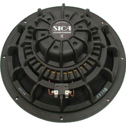 """Speaker - 12"""" Sica Bass, Ceramic, 350W, 8 Ohm, Aluminum, B-Stock image 1"""