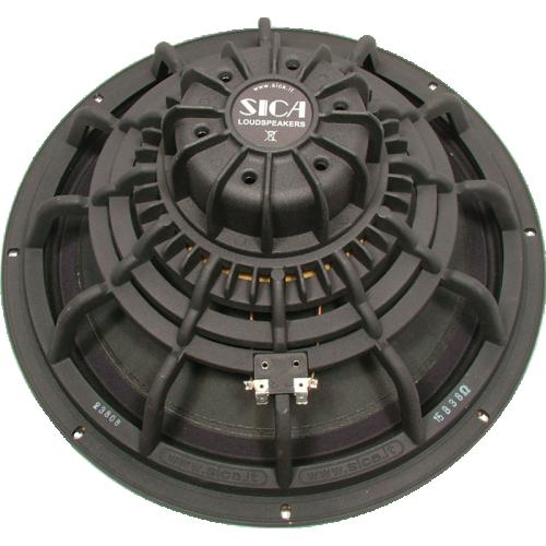 "Speaker - 15"" Sica Bass, Neo, 350W, 8 Ohm, Aluminum, B-Stock image 1"