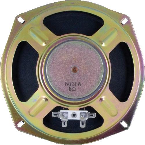 "Speaker - 4"" Square Frame, 8 Ohm image 2"