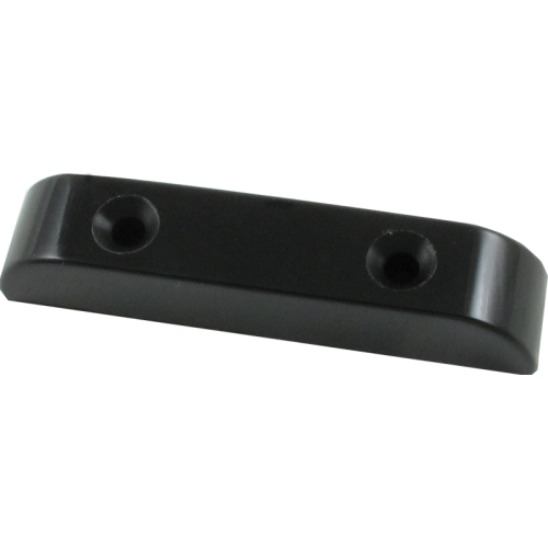 Thumb rest - Fender®, for P-Bass and J-Bass, black image 1