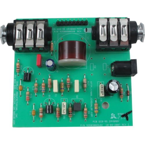 PC Board - Crybaby image 1