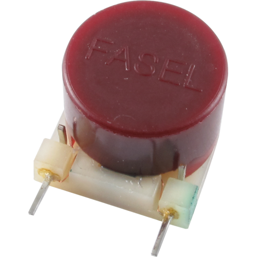 Inductor - Dunlop, Fasel Toroidal Model, Red image 1