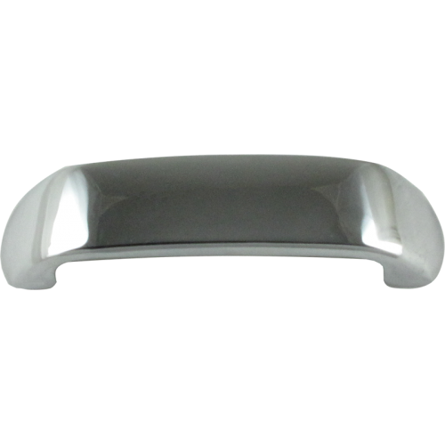 Bridge Cover - Fender®, for Jaguar/Jazzmaster, Chrome image 1