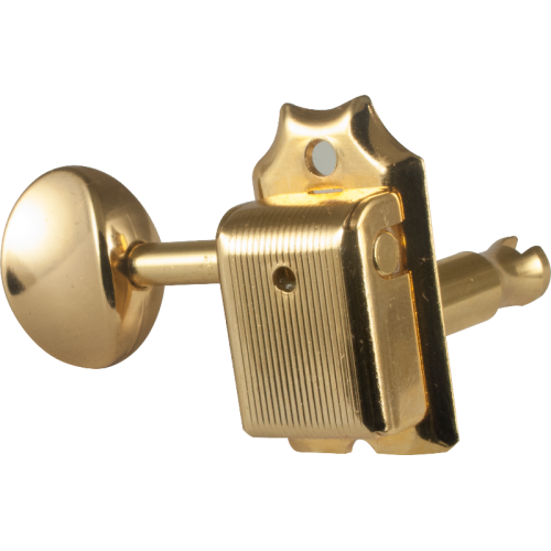 Gotoh Vintage Oval Knob Gold Tuners (3 per side) image 1