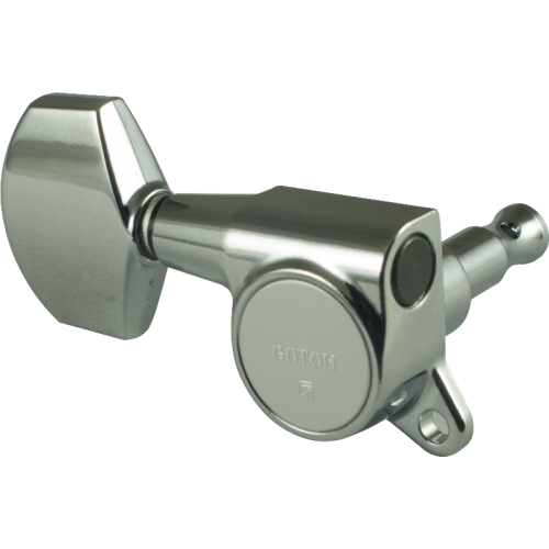 Tube - Gotoh, Large Schaller-style Knob, 3 per side image 1