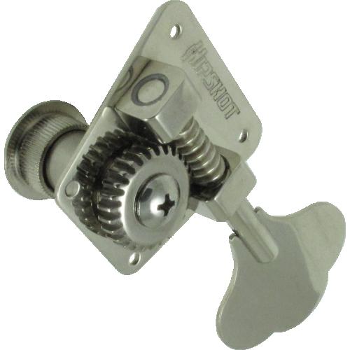 Tuning machine - Hipshot HB2, nickel image 1