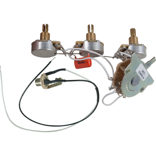 Prewired Assembly - MOD®, Vintage Series, Strat 5-Way image 1