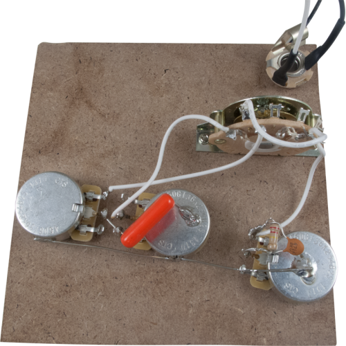 Prewired Assembly - MOD®, Vintage Series, Strat 5-Way image 2