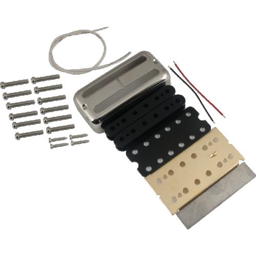 Pickup Parts Set - Filtertron, Nickel Cover image 1