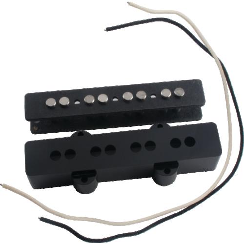 Pickup Kit - J-Bass, Bridge, Black Cover image 1