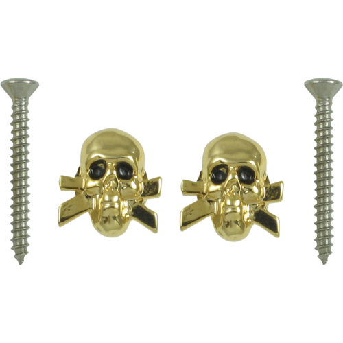 Strap locks - Grover, Skull shape image 2