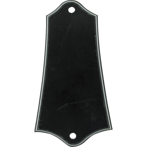 Truss Rod Cover - Fits Gibson, B/W/B image 1