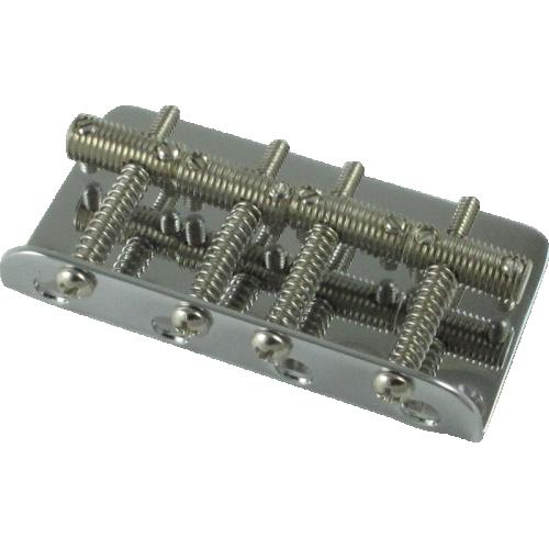 Bridge - Fender®, for Vintage American J/P-Bass, Screws image 1