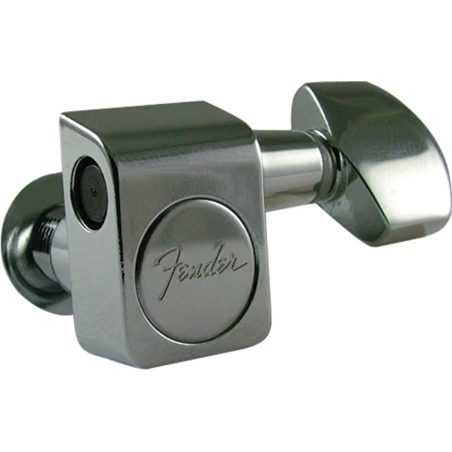Tuner - Fender®, American series, chrome image 1