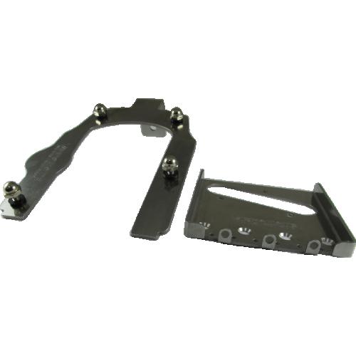 Kit - Vibramate, V5-TEV for Telecaster, chrome image 1