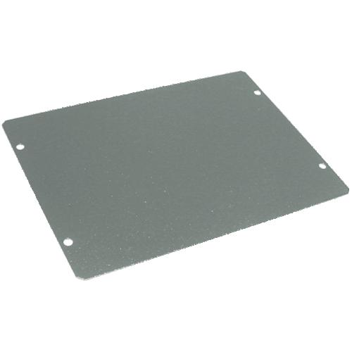 "Cover Plate - Hammond, Steel, 7"" x 5"", 20 Gauge image 1"