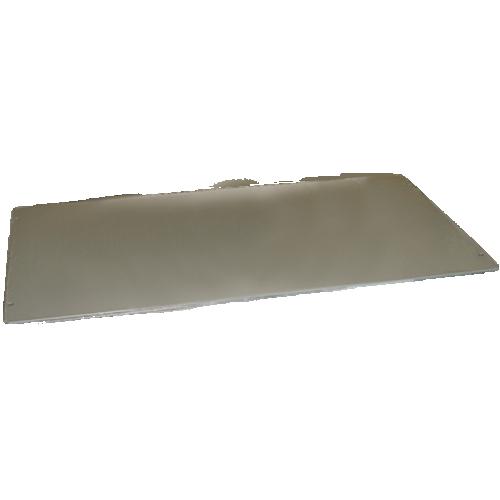 "Cover Plate - Hammond, Steel, 16"" x 8"", 20 Gauge image 1"