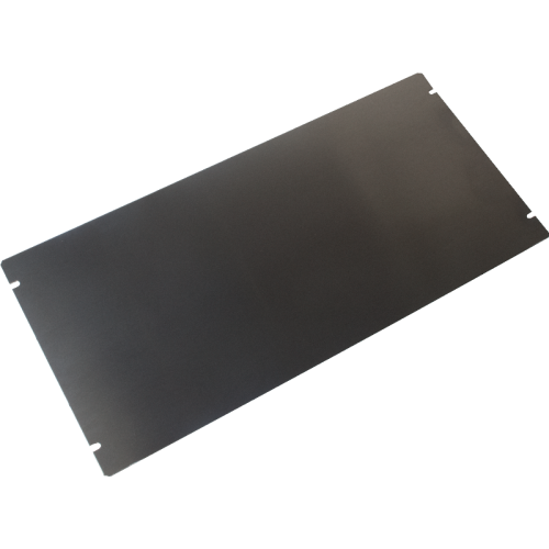 "Cover Plate - Hammond, Aluminum, 17"" x 8"", 20 Gauge image 1"