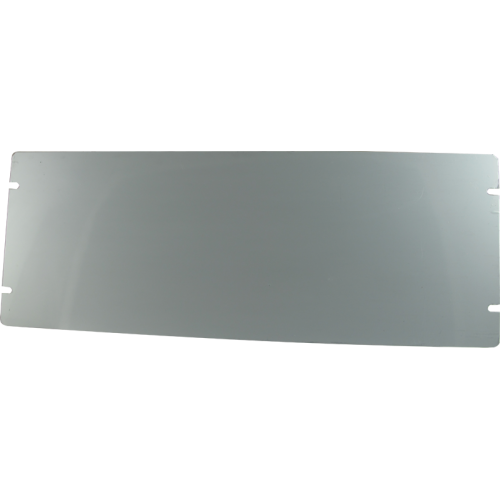 "Cover Plate, Hammond, Aluminum, 13.5"" x 5"" image 1"