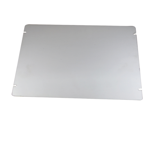 "Cover Plate - Hammond, Aluminum, 12"" x 8"" image 1"