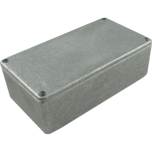 "Chassis Box - Diecast Aluminum, 4.77"" x 2.60"" x 1.39"" image 1"