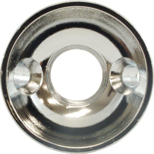 Jack Plate - Electrosocket, for Tele, Anodized Aluminum image 3