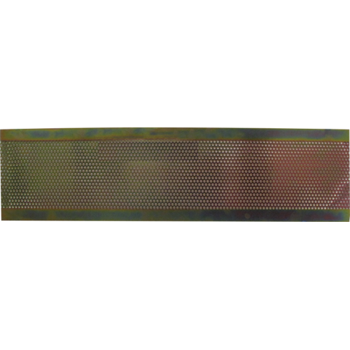 Panel - Yellow Zinc, Replacement for Marshall JCM800 image 1