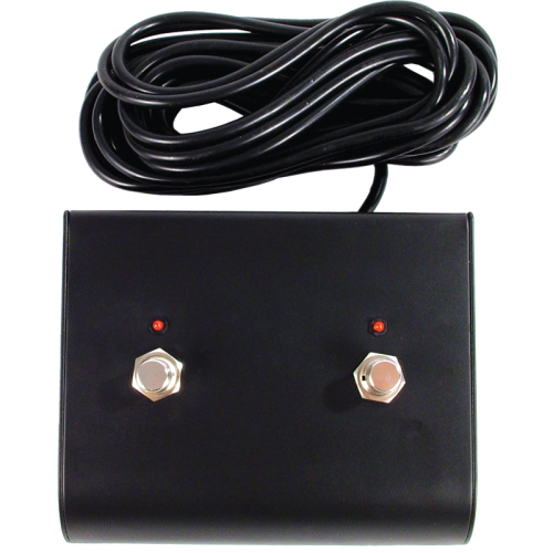 Footswitch (PED802), Marshall replacement, Two Button with LED image 1
