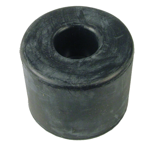 """Foot - Rubber, 1.5"""" x 1.1875"""", with Metal Washer, Single image 1"""