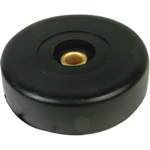 "Foot - Rubber, 1.5"" x .425"", Single image 1"