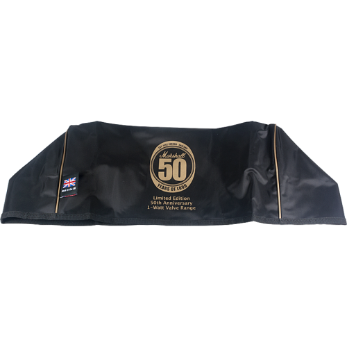 Amp Cover - Marshall, 1W Anniversary Head Cover image 1
