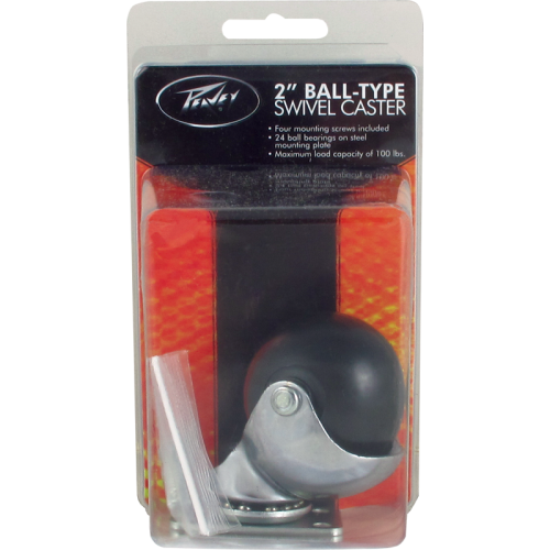 "Caster - Peavey, Ball Swivel, 2"" image 1"