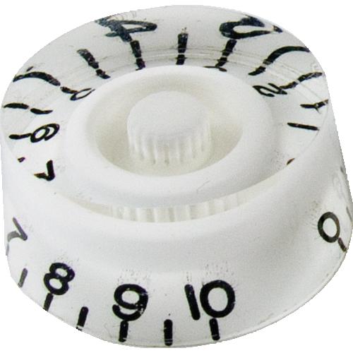 Knob, speed (2 pieces), white image 1