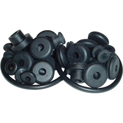 Grommet Kit - All Rubber Parts, for Leslie image 1