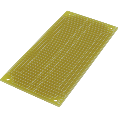BreadBoard - Solderable PCB, 400 point pattern image 1