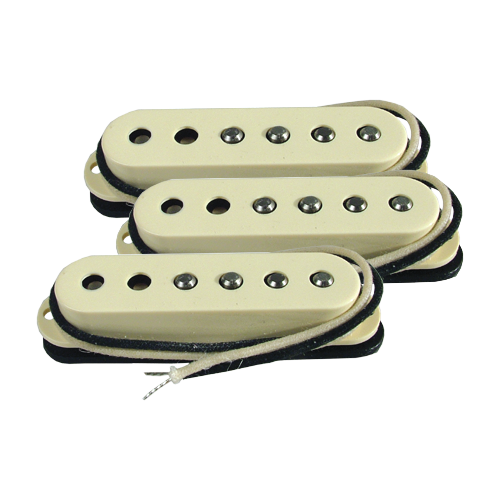 Pickup - Fender, '57/'62 Strat single coil, set of 3. image 1
