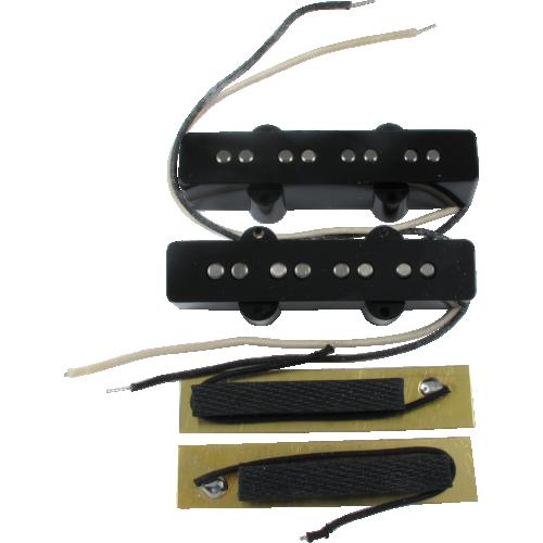 Pickup - Fender®, bridge and neck for Jazz Bass image 1