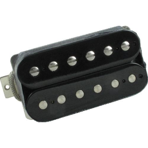 Pickup - Gibson®, Burstbucker #2 Alnico II humbucker, Black image 1