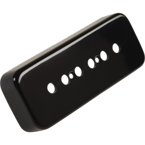 "Pickup cover - Gibson®,  P-90/P-100 ""Soap Bar"", black image 1"
