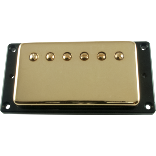 Pickup - Kent Armstrong, Icon Vintage 57 Humbucker (Alnico 3), Neck, Gold Cover image 1