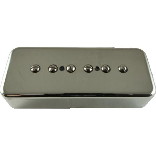 Pickup - Kent Armstrong, Stealth 90 - Noiseless P90 Bridge, Nickel, Metal Cover image 1