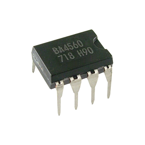 Op-Amp - Dual General Purpose - BA4560, 8 LEG DIP image 1