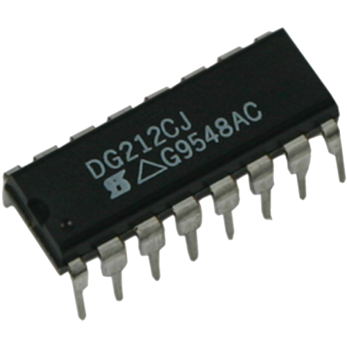 Integrated Circuit - Marshall, DG212CJ image 1