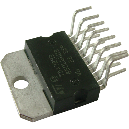 Integrated Circuit - Marshall, TDA7293 amplifier image 1