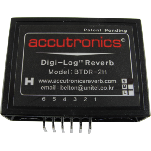 Reverb Module - Accutronics Digi-Log Mini, Horz. Mount, Short image 1