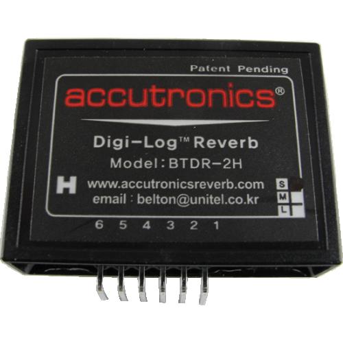 Reverb Module - Accutronics Belton, Digi-Log, Mini, Horizontal image 1